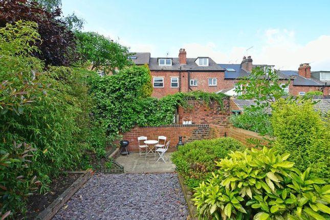 Garden of Wynyard Road, Hillsborough, Sheffield S6