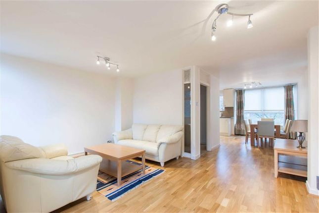 Thumbnail End terrace house to rent in Deena Close, Queens Drive, London