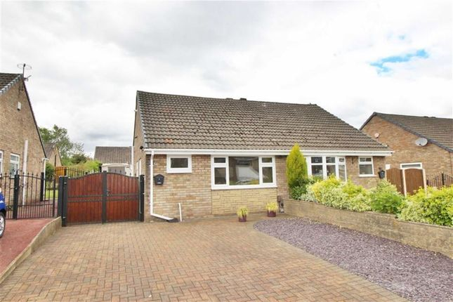Thumbnail Semi-detached bungalow for sale in Salesbury Way, Wigan