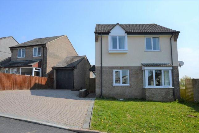 Thumbnail Property to rent in Treverbyn Close, Liskeard, Cornwall