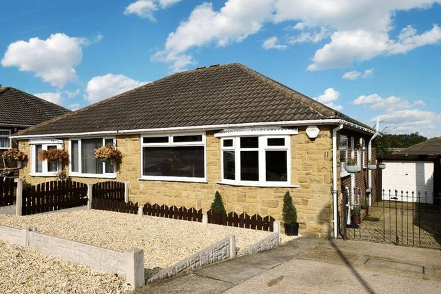 Thumbnail Semi-detached bungalow for sale in Julie Avenue, Durkar, Wakefield