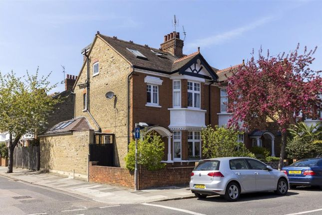 Thumbnail Semi-detached house for sale in Manor Road, Richmond