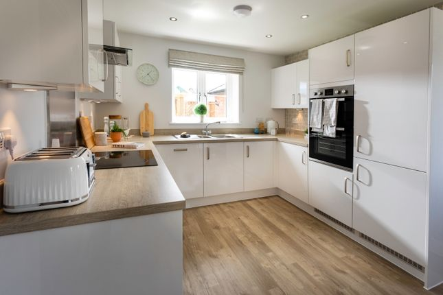 Thumbnail Detached bungalow for sale in St Marys View, Gislingham, Eye