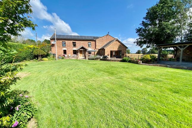 Thumbnail Detached house for sale in Halmore, Berkeley
