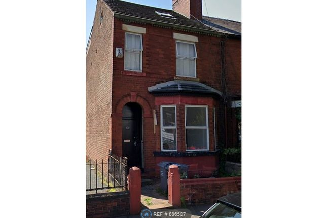 Room to rent in Hamilton Road, Manchester M13