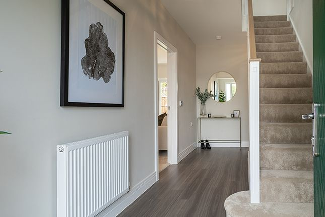 Entrance Hallway of Plot 135 - The Burnham, Sheerlands Road, Finchampstead RG40