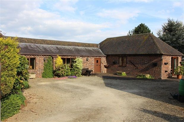 Thumbnail Property for sale in Dog Lane, Nether Whitacre, Coleshill, Birmingham