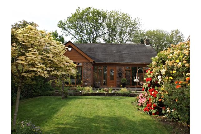 Thumbnail Detached bungalow for sale in Thorncliffe Park, Royton
