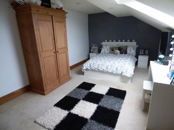 Bedroom Five of Diglee Road, Furness Vale, High Peak, Derbyshire SK23