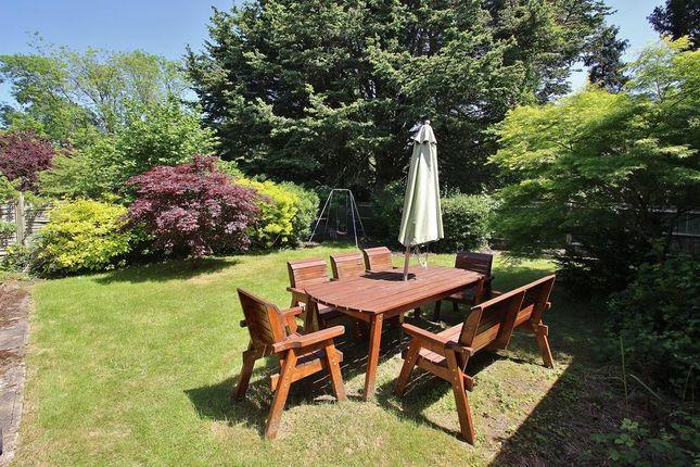 New Rear Garden of Farmiloe Close, Purley On Thames, Reading RG8