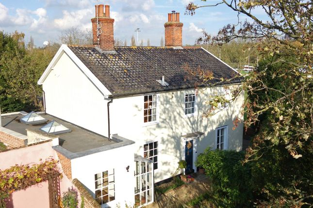 Thumbnail Detached house for sale in Southgate Green, Bury St. Edmunds