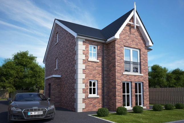 Thumbnail Detached house for sale in Monkstown Road, Newtownabbey