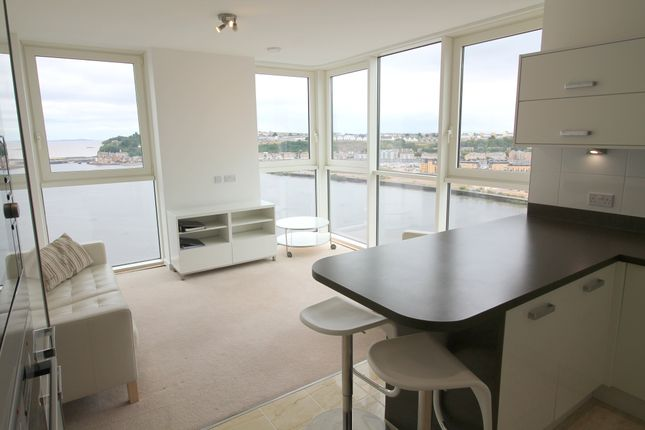 Thumbnail Flat to rent in Pendeen House Ferry Court, Grangetown, Cardiff