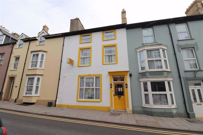 Thumbnail Terraced house for sale in Bridge Street, Aberystwyth, Ceredigion