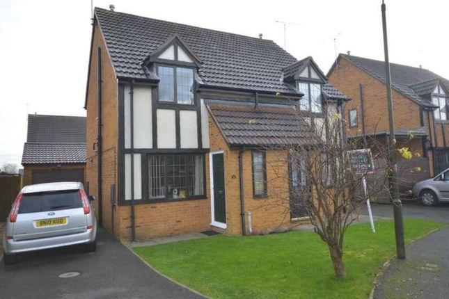 Thumbnail Semi-detached house to rent in Peters Court, Hatton, Derby