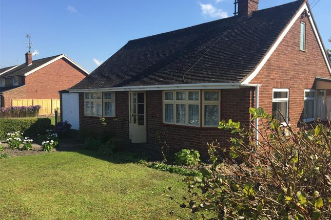 Thumbnail Detached bungalow to rent in Westfield, Harwell, Didcot