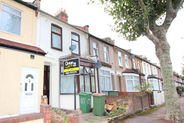 Thumbnail Terraced house for sale in Landseer Avenue, Manor Park
