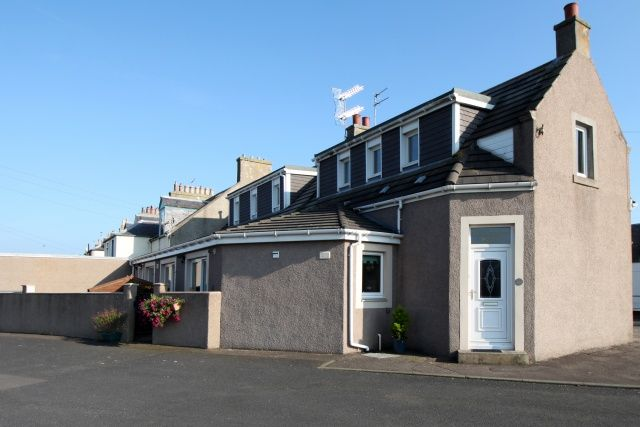 Thumbnail End terrace house for sale in Miller Terrace, St Monans, Anstruther, Fife
