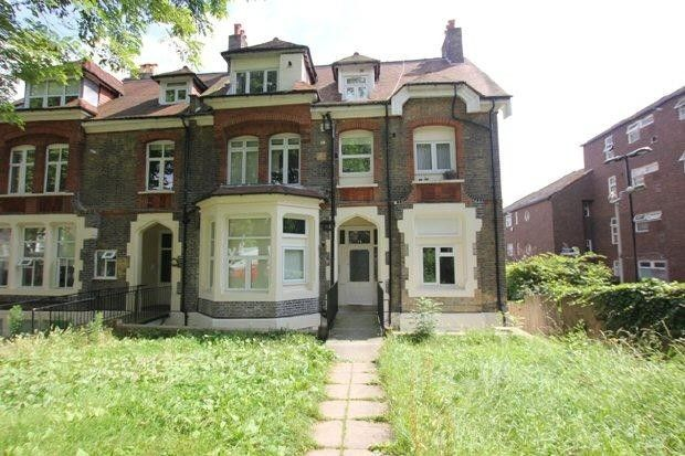 Thumbnail Flat to rent in Mount View Road, Finsbury Park, London