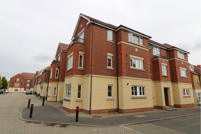 Thumbnail Flat to rent in Brigadier Gardens, Ashford