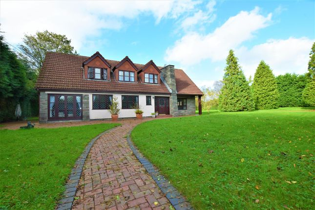 Thumbnail Detached house for sale in Upper Church Village, Pontypridd