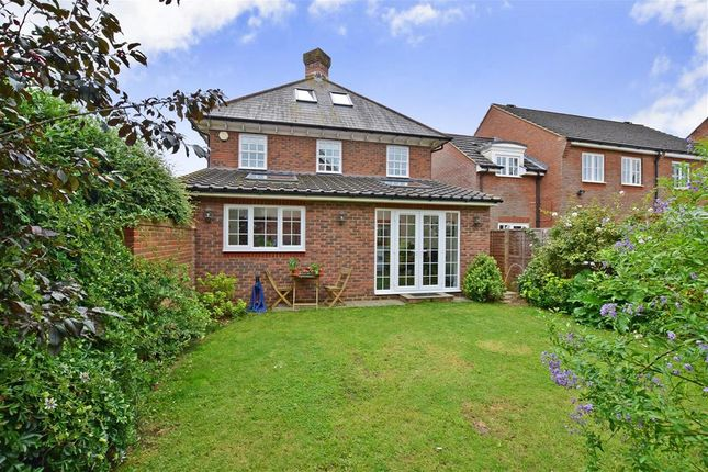 Thumbnail Detached house for sale in Braeburn Way, Kings Hill, West Malling, Kent