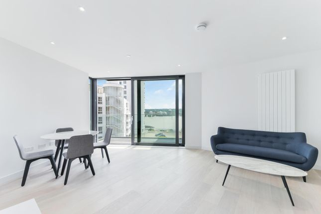 1 bed flat for sale in Summerston House, Royal Wharf, London E16