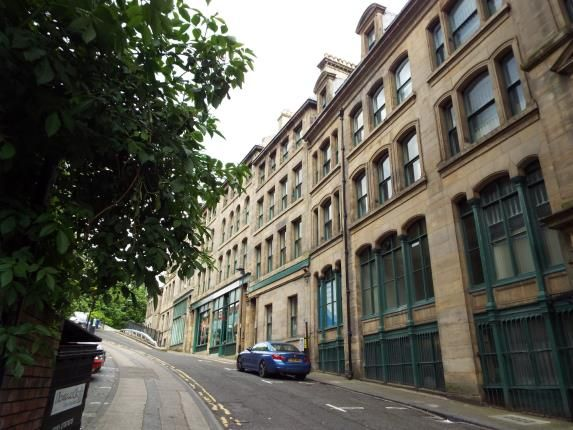 Thumbnail Flat for sale in Akenside Hill, Newcastle Upon Tyne, Tyne And Wear