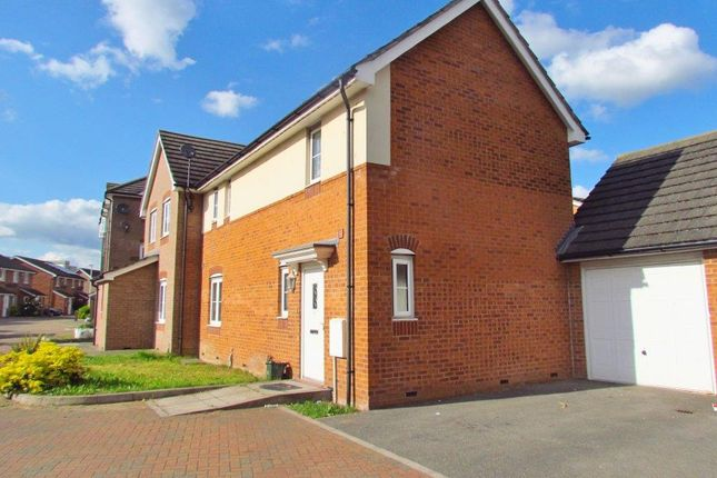 Thumbnail Semi-detached house to rent in Nine Acres Close, Hayes, Middlesex