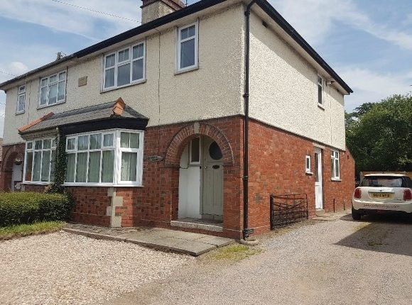 Thumbnail Semi-detached house to rent in Jubilee Villas, Holmer, Hereford