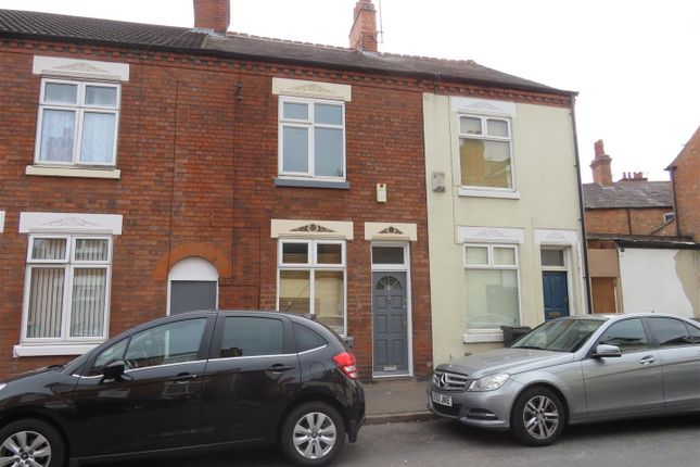 Thumbnail 2 bed property to rent in Raymond Road, Leicester