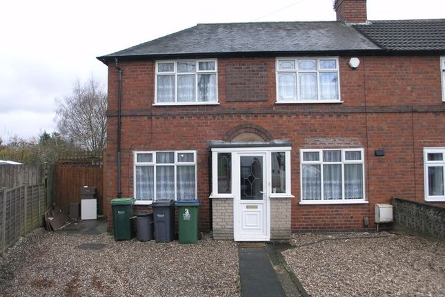 Thumbnail Semi-detached house for sale in The Grove, Rowley Regis