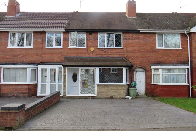 Thumbnail Terraced house for sale in Castleton Road, Great Barr, Birmingham
