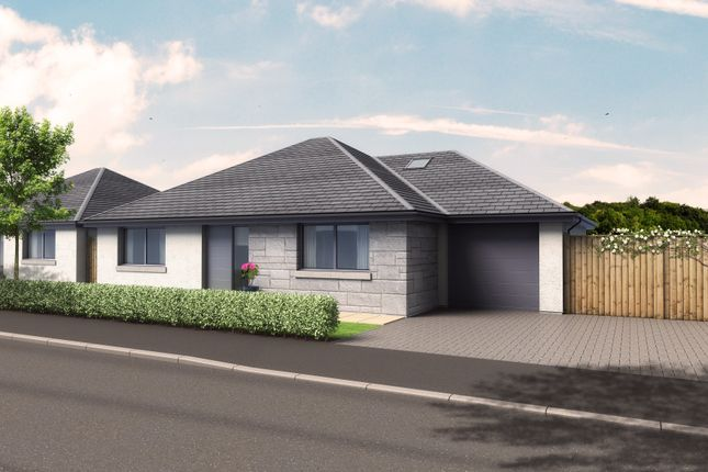 Thumbnail Detached house for sale in Off Station Road, Dairsie