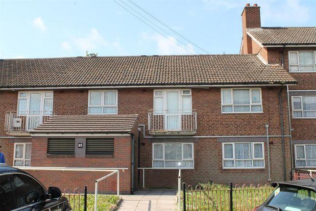 Thumbnail Maisonette to rent in 85 Herrick Road, Saltley, Birmingham