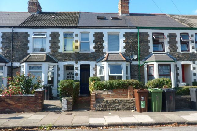 Thumbnail Property to rent in Richards Street, Cathays, ( 8 Bed )