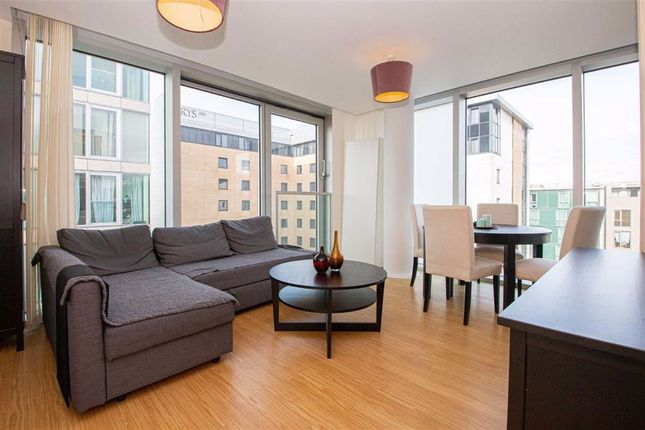 Thumbnail Flat to rent in Carnegie House, Central Milton Keynes, Milton Keynes, Bucks