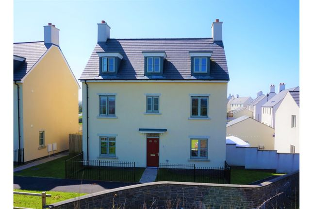 Thumbnail Town house for sale in Y Gilfach, Llandarcy, Neath