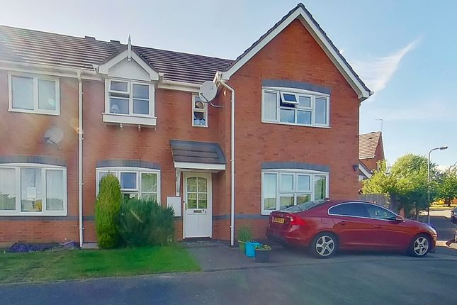 2 bed terraced house to rent in Franklin Close, Stapenhill, Burton-On-Trent DE15