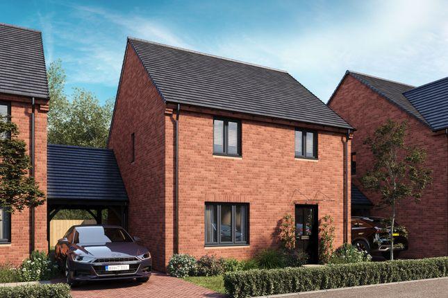 3 bed detached house for sale in Harbury Lane, Bishops Tachbrook, Leamington Spa CV33