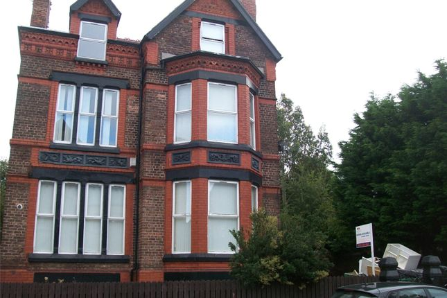 Thumbnail Flat for sale in Denman Drive, Liverpool, Merseyside