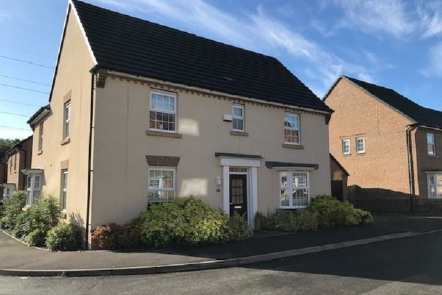 Thumbnail Detached house for sale in Ocean View, Jersey Marine, Neath, Neath Port Talbot.