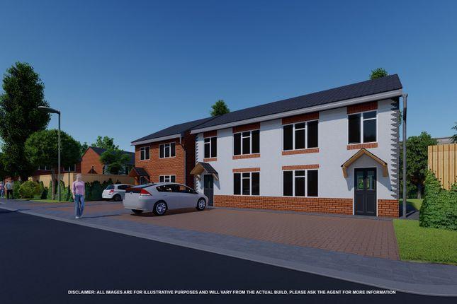 Thumbnail Semi-detached house for sale in Vernon Trading Estate, New John Street, Halesowen