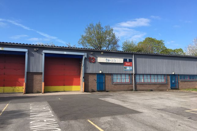 Thumbnail Industrial to let in Unit 13 Court Road Industrial Estate, Cwmbran