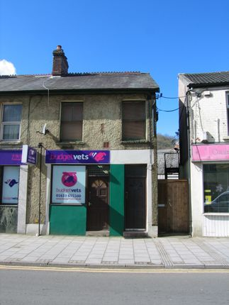 Thumbnail Flat to rent in Tredegar Street, Risca
