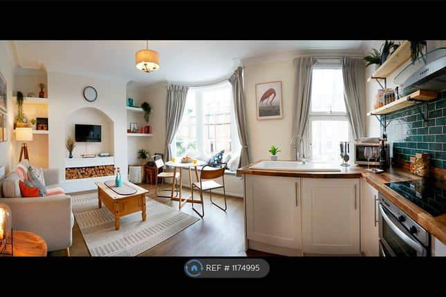 1 bed flat to rent in North Marine Road, Scarborough YO12