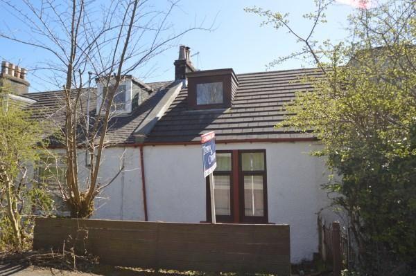 Thumbnail Terraced house for sale in Bridgend Cottages, Waterside Road, Kirkintilloch