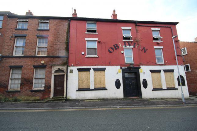 Thumbnail Terraced house for sale in 12-16 Grimshaw Street, Preston, Lancashire
