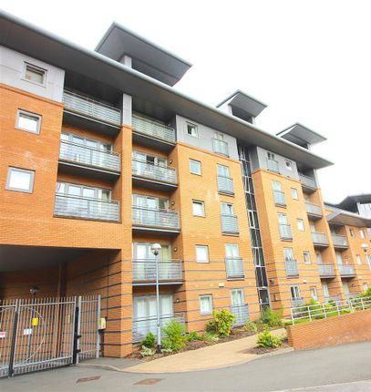 Thumbnail Flat to rent in Riley House, CV Central, Manor House Drive, Coventry