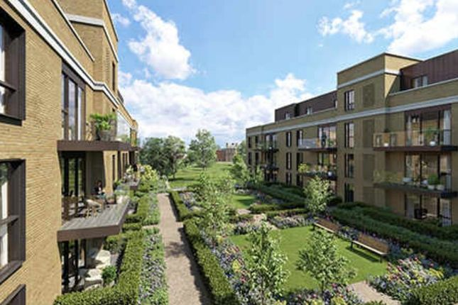 3 bed flat for sale in Lyon House, Sassoon Collection, Trent Park EN4